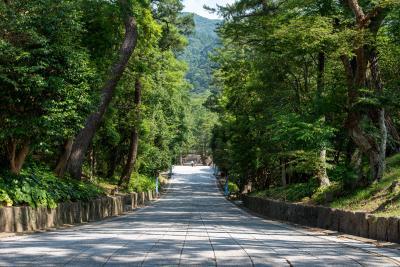 夏の石見から鳥取砂丘まで②
