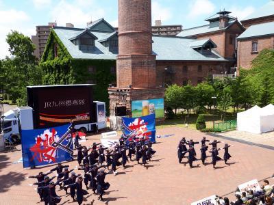 『第28回YOSAKOIソーラン祭り』と食べ歩きの旅(2)