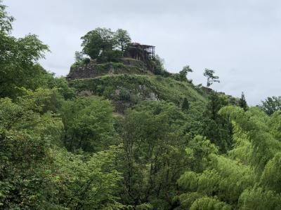 苗木城 奥飛騨 上高地 高山の旅(1)
