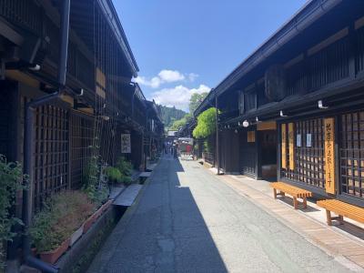 苗木城 奥飛騨 上高地 高山の旅(3)