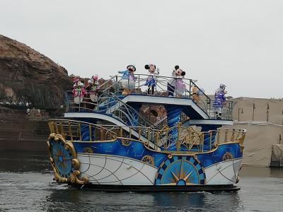 ディズニーシー200730