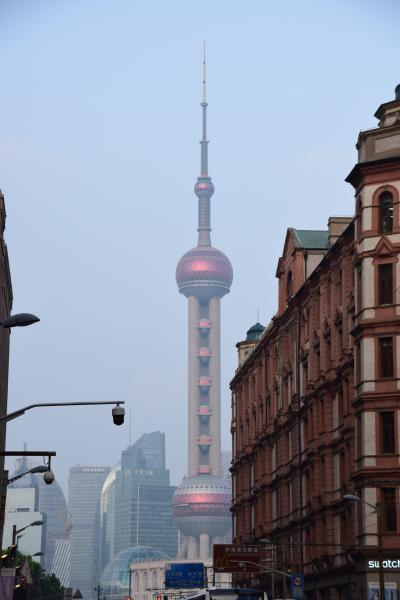 上海 ひとり旅 1