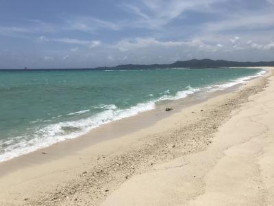 ワクワクるんるん♪の初めての久米島