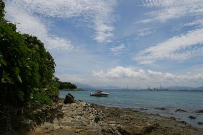 北九州小倉から市営渡船で20分、な~んも無いかもの馬島、それはそれで充実島旅なり編