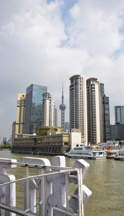上海 ひとり旅 3