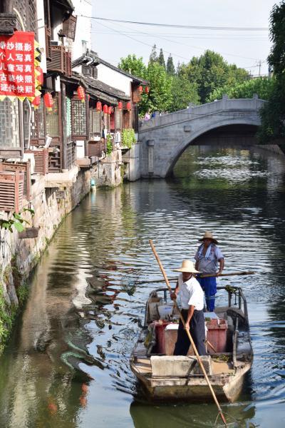 上海 ひとり旅 4