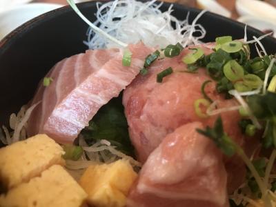 梅雨明け間際の神奈川ワンデーグルメ(その1:三崎のマグロが食べたい。)