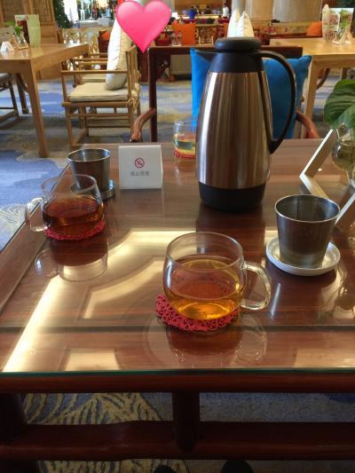 成都の旅  12日目  @喫茶