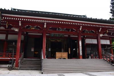 比叡山延暦寺、東塔伽藍