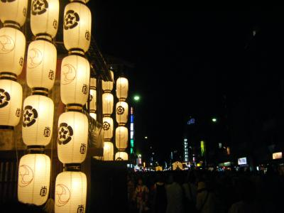 暑すぎた祇園祭