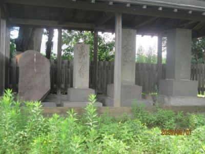 柏市の旧沼南町・高柳・県道8号線・石仏