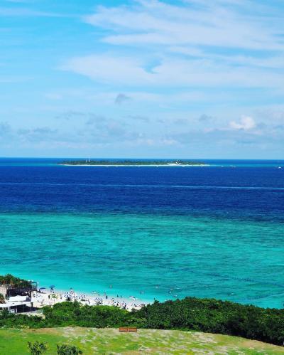 沖縄/美ら海に癒されたさぁ@ヒルトン瀬底リゾート&ダブルツリーBYヒルトン那覇首里城(2020年7月)