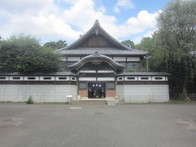 小金井公園 江戸東京たてもの園でタイムスリップ