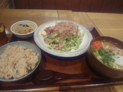 多摩川沿い グルメ・ショピングー1 蒲田沖縄料理 二子玉川 ライズ