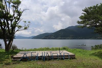 芦ノ湖散策