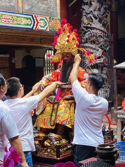 城隍爺に導かれた台中、彰化、鹿港の旅(2)