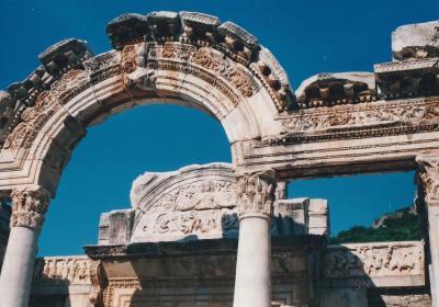 昔、昔、26年前、子供たちとトルコ周遊に出かけました。