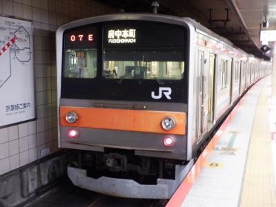 E AUG 2020  引退近い武蔵野線205系