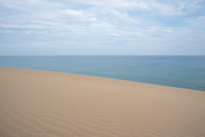 夏の石見から鳥取砂丘まで③