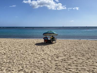 渡航制限から5ヶ月経過(8月)のハワイ