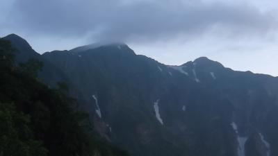 梅雨明け待って北アルプス 爺ヶ岳・鹿島槍ヶ岳