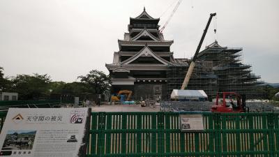 熊本城特別見学通路完成記念第2弾
