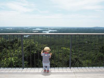 1歳児と賢島 THE HIRAMATSU HOTELS & RESORTS賢島 その3