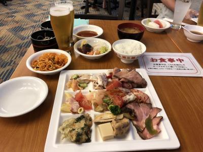 伊東園ホテル四季彩さんに行きました。館内中心ですが…