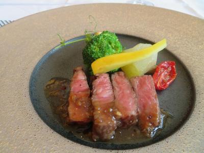 県民限定プランで鎌倉パークホテルへ(1)葉山牛ランチコース