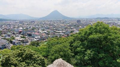 うどんすすって階段登る~香川・神奈川 後編