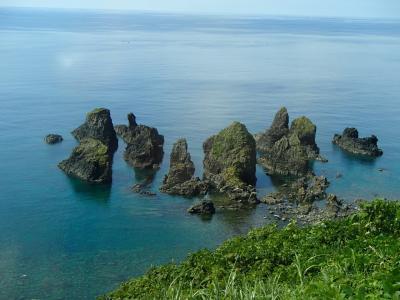4世代で行く粟島☆最高の海と最高の魚介!
