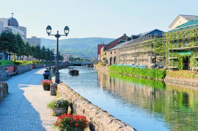 LOVE 北海道 トマム・小樽・富良野 めぐり旅 <2> ノスタルジックな小樽をぶらぶら街歩き♪