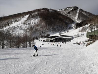 2019-2020シーズンラスト 川場スキー