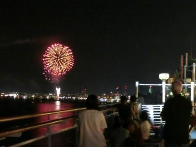 2019 ③青森ねぶた祭 ダイヤモンドプリンセスで行く日本周遊 夏祭り12日間