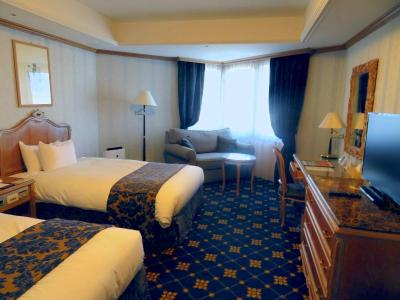 県民限定プランで鎌倉パークホテルへ(2)お部屋編・お散歩編