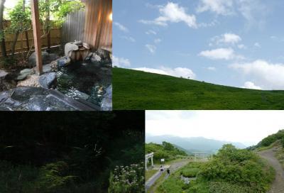 最高の温泉と、ホタルの乱舞を楽しむ!みなかみ町の大自然満喫の旅〜