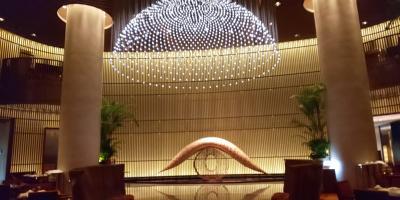 都内のホテル ペニンシュラに泊まってみました。