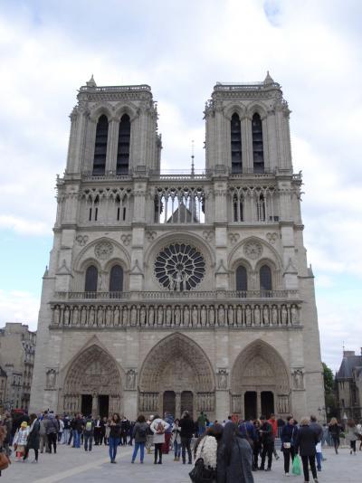 Paris * ノートルダム大聖堂