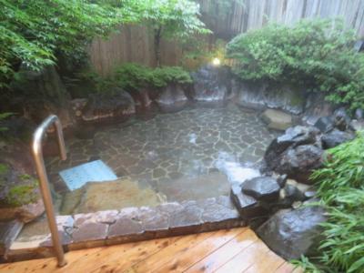 日光温泉「日光ぐりーんほてる懐かし家風和里」に宿泊しました