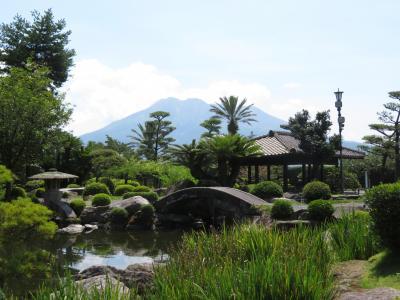 日本航空どこかにマイルで行く!明治の世界遺産群と地球の鼓動を感じる桜島日帰りの旅