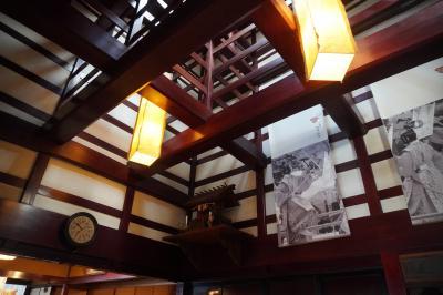 呉西あちこちから魚津・黒部まで(一日目)~のと空港から七尾経由で高岡市福岡町へ。菅笠、雅楽の伝統とカメラ館では獅子舞の写真展にドキドキです~