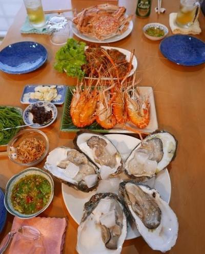 パタヤ生活2020年8月(上)☆癖になりそうな大岩牡蠣