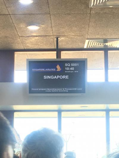 アンコールワットとシンガポール ⑤