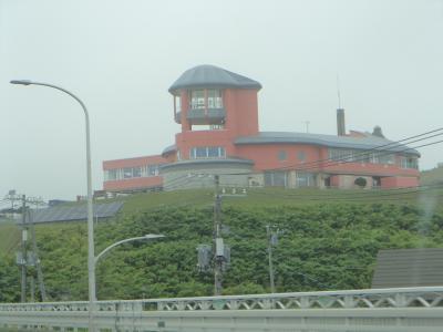 今日は厚岸を通り釧路をぬけて阿寒の道の駅目指します。