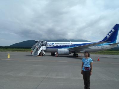 憧れの利尻島~礼文島、最北の自然を楽しみました!(1)出発~利尻島到着編