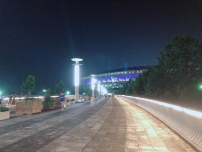 2020J1リーグ第9節ホーム柏戦観戦記 横浜橋商店街経由