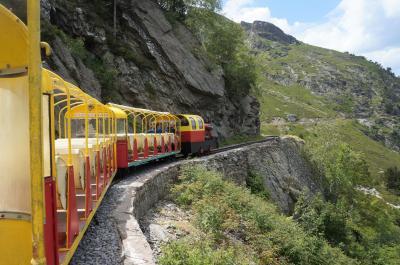フランス南西部への旅 ①山編 アルトゥーストのミニ列車に乗って