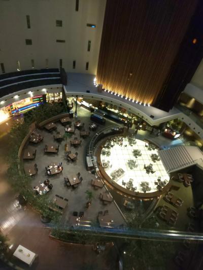 東京ベイ舞浜ホテル宿泊8月8日