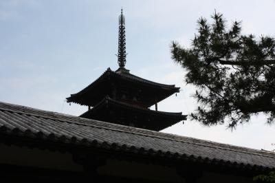 関西旅行記2009年春⑥法隆寺・藤ノ木古墳・近鉄生駒線・けいはんな線乗車編