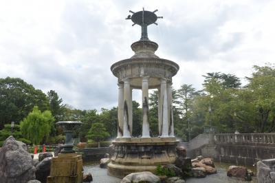 一泊二日の名古屋旅。① 一日目は鶴舞公園と大須商店街へ。